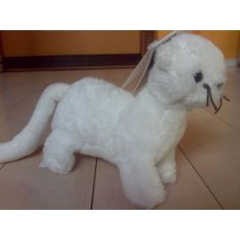 Marshall Ferret Friend - maskotka fretka biała