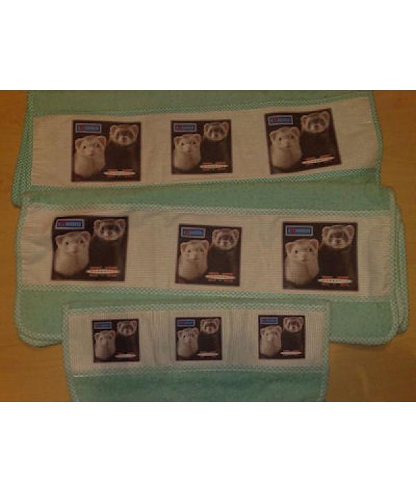 Marshall Towel - komplet dwóch ręczników