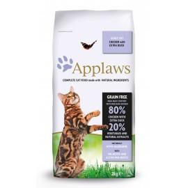 Applaws Chicken & Duck - karma dla kotów z kurczakiem i kaczką 2 kg