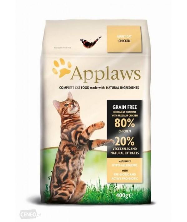 Applaws Chicken - karma dla kotów z kurczakiem 400 g