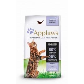 Applaws Chicken & Duck - karma dla kotów z kurczakiem i kaczką  400 g