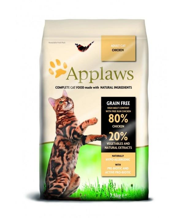 Applaws Chicken - karma dla kotów z kurczakiem 7,5 kg