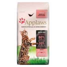 Applaws Chicken & Salmon - karma dla kotów z kurczakiem i łososiem 7,5 kg