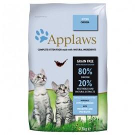 Applaws Chicken Dry Kitten Food - karma dla kociąt z kurczakiem 7,5 kg