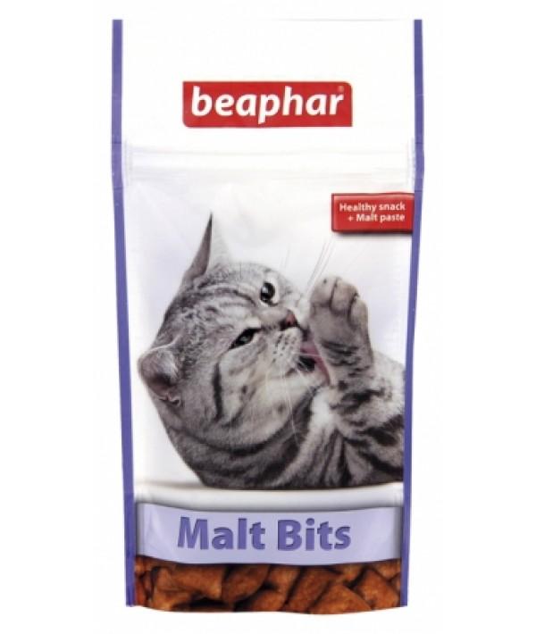Beaphar Malt Bits - przysmak z malt pastą 35 g