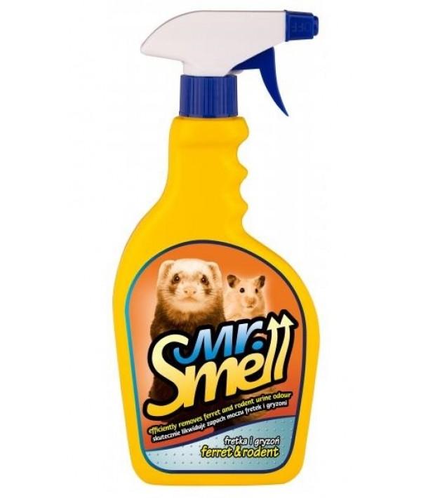 Mr Smell fretka i gryzoń - preparat likwidujący zapach moczu 500 ml