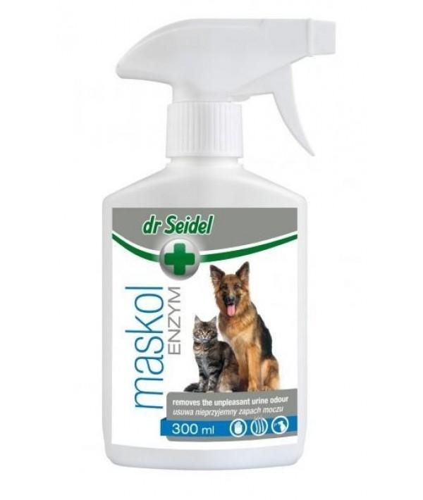 Dr Seidel Maskol Enzym - płyn usuwający zapach moczu