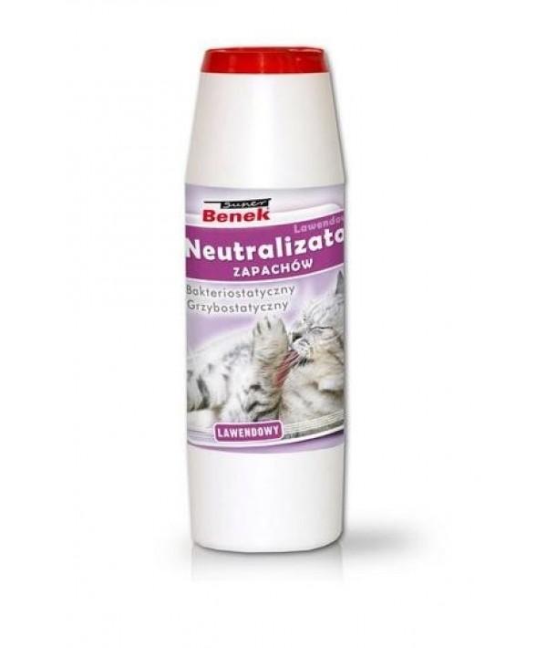 Super Benek neutralizator zapachów tuba - lawendowy
