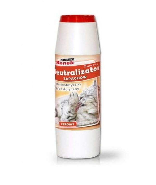 Super Benek neutralizator zapachów tuba - owocowy