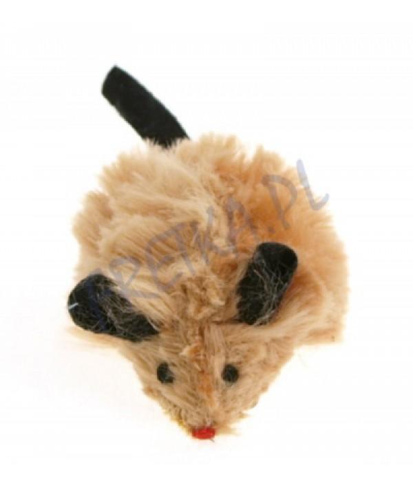 Nobby mysz nakręcana brązowa 6 cm