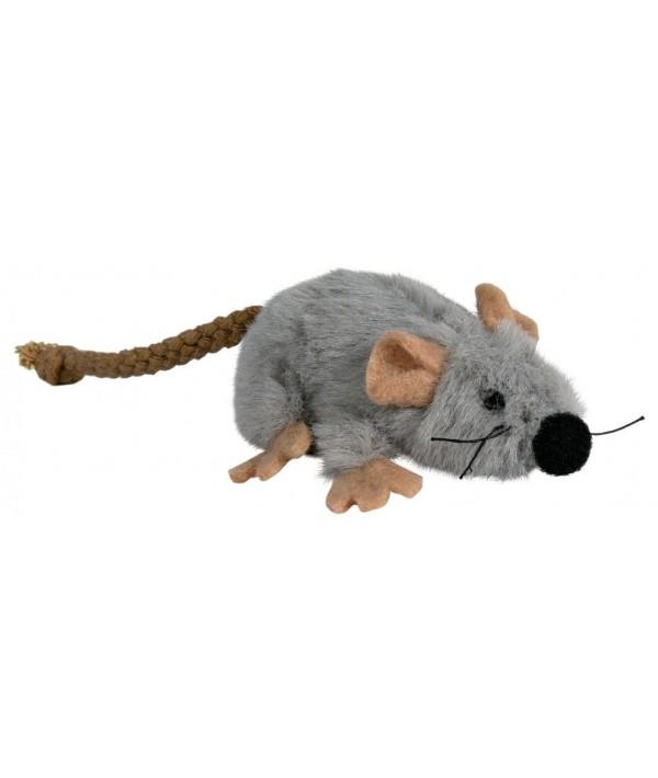 Trixie mysz pluszowa z kocimiętką 7 cm