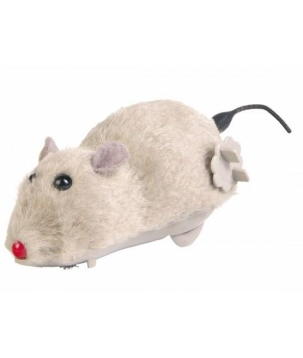 Trixie mysz nakręcana 11 cm