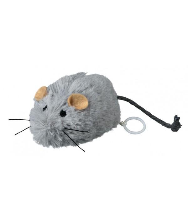 Trixie mysz pluszowa nakręcana