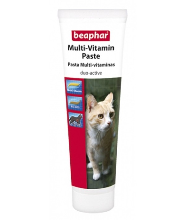 Beaphar Multi-Vitamin Paste duo-active - pasta multiwitaminowa 100 g